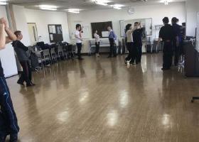 葛飾区ダンススポーツ連盟 講習会