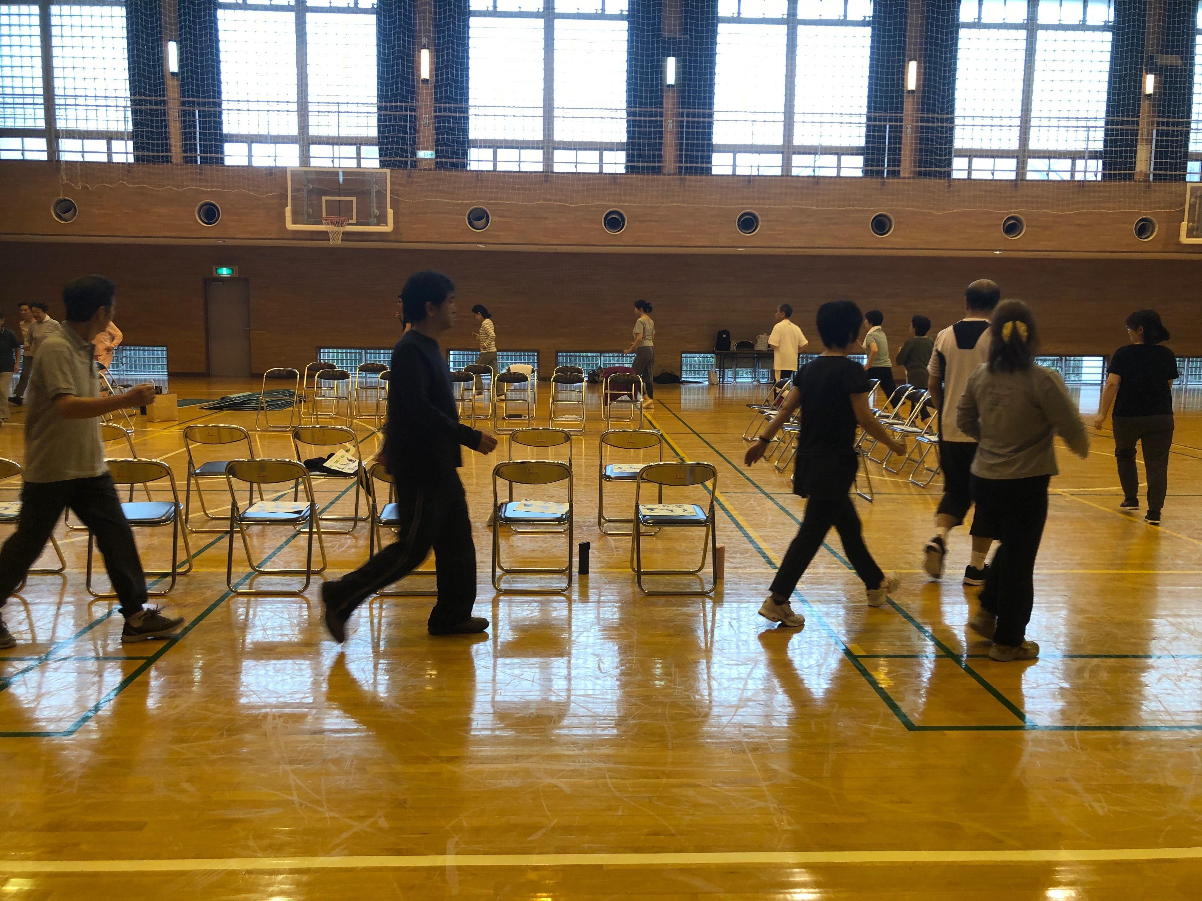 東京聖栄大学健康栄養学部公開講座 運動実践講座~これからも健康に生活するための運動~