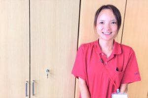 看護師の小杉知巳さん