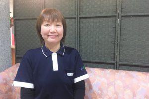 「亀有ケアコミュニティそよ風」杉原恵子さん
